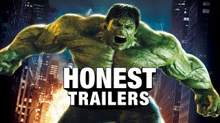 Download Honest Trailers - The Incredible Hulk Video