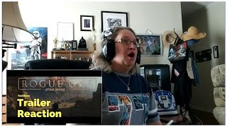 Download Red5Mom Rogue One, a Star Wars Story, Trailer 2 Reaction Video
