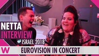 Download Netta (Israel 2018) Interview | Eurovision in Concert 2018 Video