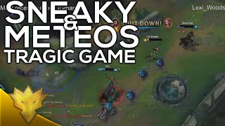 Download Sneaky & Meteos - The Tragic Game - ft. Fabby's Draven Video