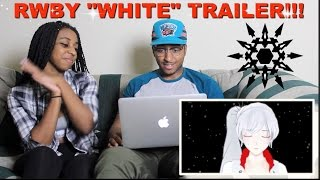 Download Couple Reacts : RWBY ″White″ Trailer Reaction!!! Video