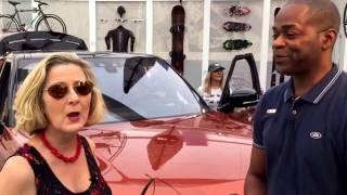 Download 2017 LandRover Discovery North American debut in Venice SoCal la auto show 2017 car show California Video