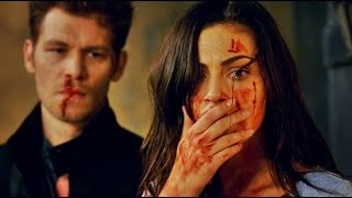 Download The Originals 3x2 - Klaus & Hayley VIOLENT FIGHT!!! Hope is watching. Video