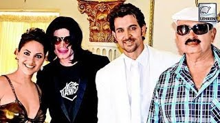 Download When Michael Jackson MET Hrithik Roshan | Lehren Diaries Video