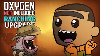 Download Setting up Oxygen Supply - Oxygen Not Included Gameplay - Ranching Upgrade - Livestream Video