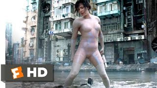 Download Ghost in the Shell (2017) - Invisible Chase Scene (5/10) | Movieclips Video