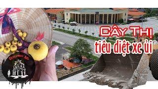 Download Cây thị tiêu diệt mọi xe ủi mon men lại gần ở Móng Cái, Quảng Ninh [Phần 1] Video