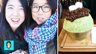 Download Green Tea Bingsoo at Okrumong - Kingdom Koreatown #7 Video