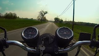 Download MZ ETZ 125 Beschleunigung Top Speed 0-100 Video