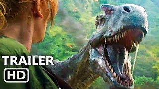 Download JURASSIC WORLD 2 Official Trailer (2018) Chris Pratt Action Movie HD Video