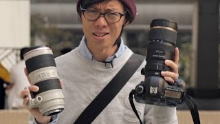 Download Tamron vs Canon 70-200mm f/2.8 Video