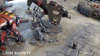 Download Deathwatch vs Necrons 2500pts Black Spear 40k Video