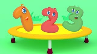 Download Yes Yes Playground Song | Nursery Rhymes & Kids Songs Video