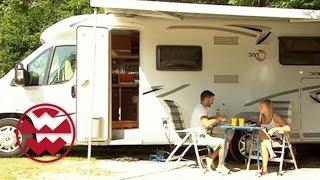 Download Camping mit dem Wohnmobil - Welt der Wunder Video