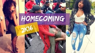 Download COLLEGE VLOG: UALBANY HOMECOMING 2K16 Video