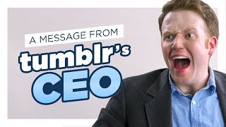 Download Tumblr CEO: No More Porn Video