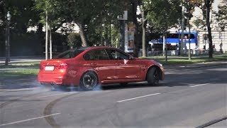 Download BMW M3 F80 | DRIVE IT LIKE YOU STOLE IT | Drifts & Powerslides! Video