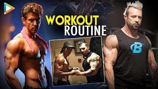 Download Hrithik Roshan Workout regime   Sexiest Man in Asia   Kris Gethin Video