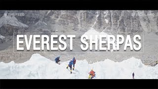 Download Everest Sherpas: 'They're not heroes. They're rockstars' - The Feed Video