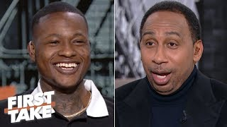 Download Terry Rozier admits he 'might have to go' if the Celtics don't shake up the roster | First Take Video