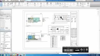 Download Autodesk Revit Tutorials: 19 Creating a Sheet Video