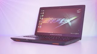 Download Is £1000 the Gaming Laptop Sweetspot?   Asus GL553VD Review Video