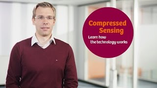Download Compressed Sensing for Magnetic Resonance - Understand the technology Video