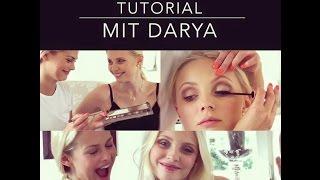 Download Alltags Make-Up Tutorial mit Darya! :) Video