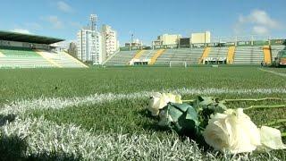 Download Chapecó amaneció este miércoles de luto y sin poder entender la magnitud de la tragedia Video