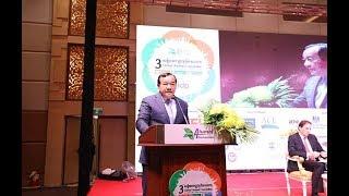 Download H.E. Senior Minister Prak Sokhonn attended the 3rd Global Alumni Convention Video
