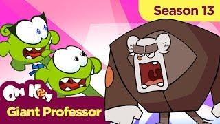 Download Om Nom Stories - Super-Noms: Giant Professor Video