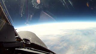 Download Полет в ″космос″ на самолете U-2 / Вид из кабины пилота Video
