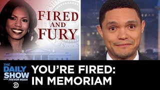 Download You're Fired: In Memoriam Vol. 2 | The Daily Show Video