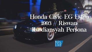 Download Honda Civic EG Estilo 1993 // Riswan Rusdiansyah Persona Video