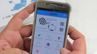 Download Key DIY Mini Car Key Remote Programmer Video