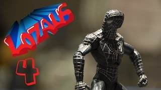 Download SPIDERMAN Stop Motion Action Video Part 4 Video