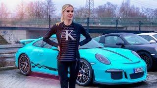 Download Erste Fahrt mit meinem Porsche GT3 in 2018! #VLOG Video