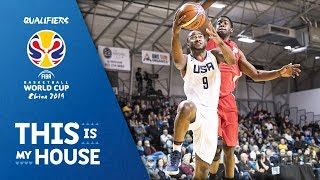 Download United States vs. Cuba - Highlights - FIBA Basketball World Cup 2019 - American Qualifiers Video