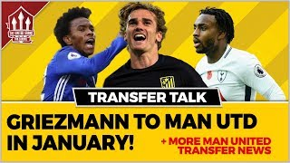 Download GRIEZMANN to Join MANCHESTER UNITED in January! MANCHESTER UNITED Transfer News Video
