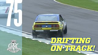 Download Pure drifting in a Rover SD1 Video