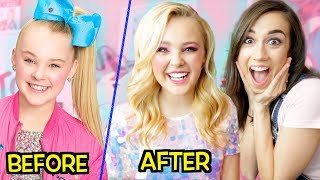 Download JOJO SIWA GETS A DRAMATIC MAKEOVER! Video