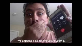 Download Man Receives Call From Scammer and Proceeds to Waste his Time Video