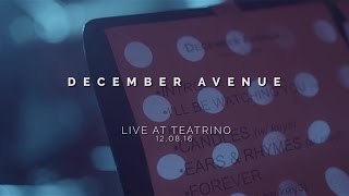 Download FALLIN' - DECEMBER AVENUE feat. CLARA BENIN (Live at Teatrino) Video