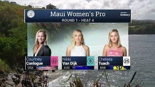 Download 2016 Maui Women's Pro: Round One, Heat 4 Video