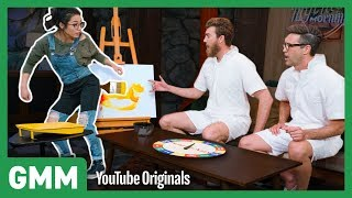 Download Twister Pictionary ft. Anna Akana Video