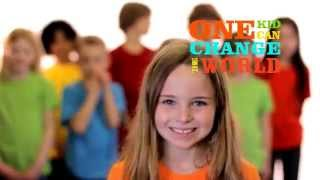 Download One Kid Can Change The World!!! Video