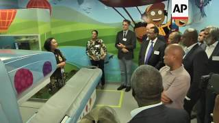 Download Mandela's dream of children's hospital fulfilled Video