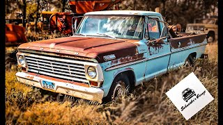 Download 1967 F250 camper special Ford Rescued! Part 1 Video