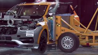 Download Volvo XC90 safety features and crash tests (video by Volvo) Video