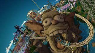 Download Simpson's Ride (FULL RIDE POV) at Universal Studios Hollywood 2014 HD Video